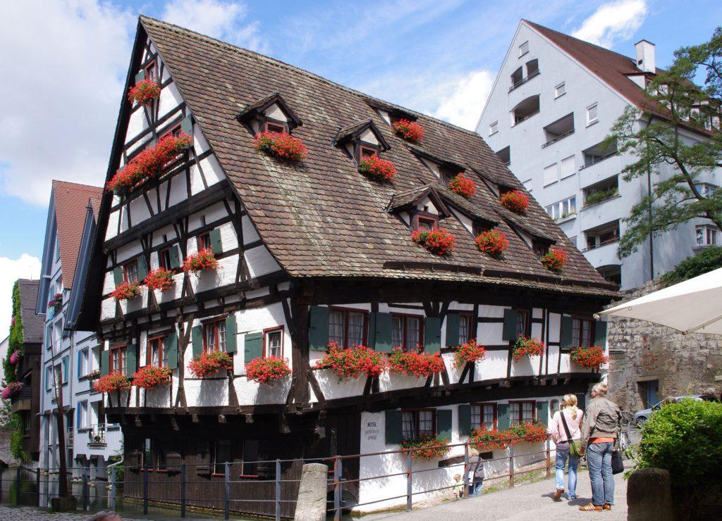 In Ulm um Ulm um Ulm herum – Folge 1 Das Fischerviertel